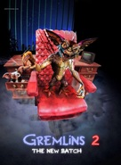 Gremlins 2: The New Batch - Canadian DVD movie cover (xs thumbnail)