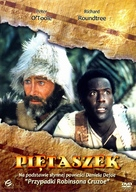 Man Friday - Polish Movie Cover (xs thumbnail)