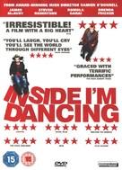 Inside I'm Dancing - British DVD movie cover (xs thumbnail)