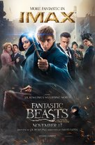 Fantastic Beasts and Where to Find Them - Philippine Movie Poster (xs thumbnail)