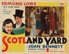 Scotland Yard - Movie Poster (xs thumbnail)