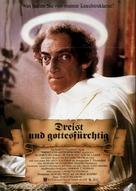 In God We Tru$t - German Movie Poster (xs thumbnail)
