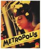 Metropolis - Movie Poster (xs thumbnail)