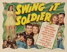 Swing It Soldier - Movie Poster (xs thumbnail)