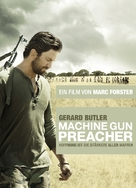 Machine Gun Preacher - Swiss Movie Poster (xs thumbnail)