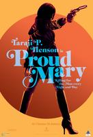 Proud Mary - South African Movie Poster (xs thumbnail)