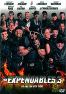 The Expendables 3 - Thai DVD movie cover (xs thumbnail)