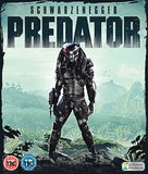 Predator - British Movie Cover (xs thumbnail)