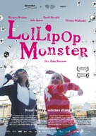 Lollipop Monster - Czech Movie Poster (xs thumbnail)