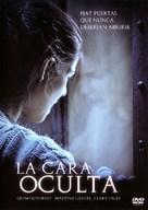 La cara oculta - Spanish DVD cover (xs thumbnail)