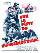 Rhino! - French Movie Poster (xs thumbnail)