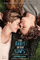 The Fault in Our Stars - Lebanese Movie Poster (xs thumbnail)