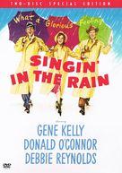 Singin' in the Rain - DVD movie cover (xs thumbnail)
