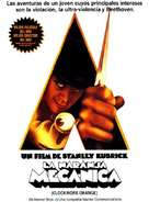 A Clockwork Orange - Spanish Movie Poster (xs thumbnail)