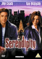 Serendipity - British DVD cover (xs thumbnail)