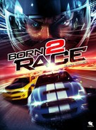 Born to Race: Fast Track - French DVD cover (xs thumbnail)