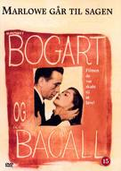 The Big Sleep - Danish Movie Cover (xs thumbnail)