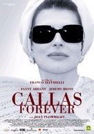 Callas Forever - Italian Movie Poster (xs thumbnail)