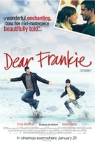 Dear Frankie - British Movie Poster (xs thumbnail)