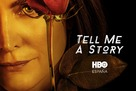 """""""Tell Me a Story"""" - Spanish Movie Poster (xs thumbnail)"""