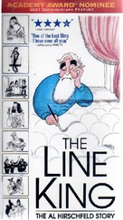 The Line King: The Al Hirschfeld Story - Movie Cover (xs thumbnail)