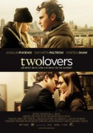 Two Lovers - Spanish Movie Poster (xs thumbnail)