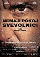 No habrá paz para los malvados - Czech Movie Poster (xs thumbnail)
