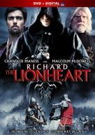Richard: The Lionheart - DVD cover (xs thumbnail)