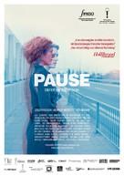 Pause - German Movie Poster (xs thumbnail)