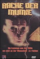 Dawn of the Mummy - German DVD cover (xs thumbnail)