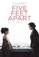 Five Feet Apart - Movie Poster (xs thumbnail)