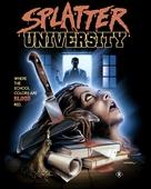 Splatter University - Australian Movie Poster (xs thumbnail)
