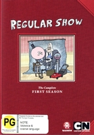 """Regular Show"" - New Zealand DVD cover (xs thumbnail)"
