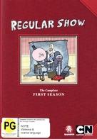 """Regular Show"" - New Zealand DVD movie cover (xs thumbnail)"