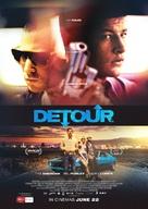 Detour - Australian Movie Poster (xs thumbnail)