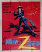 The Bandit Queen - Italian Movie Poster (xs thumbnail)