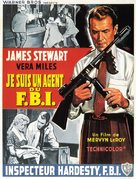 The FBI Story - Belgian Movie Poster (xs thumbnail)