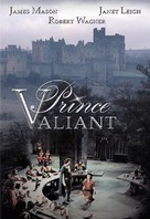 Prince Valiant - DVD cover (xs thumbnail)