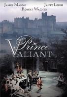 Prince Valiant - DVD movie cover (xs thumbnail)