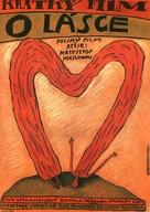 Krótki film o milosci - Czech Movie Poster (xs thumbnail)