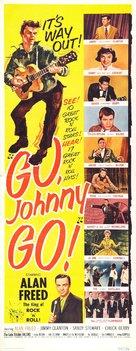 Go, Johnny, Go! - Movie Poster (xs thumbnail)