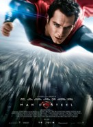 Man of Steel - French Movie Poster (xs thumbnail)