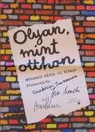 Olyan mint otthon - Hungarian Movie Poster (xs thumbnail)