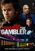The Gambler - DVD cover (xs thumbnail)