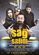 Sag Salim - Turkish Movie Poster (xs thumbnail)