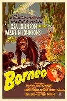 Borneo - Movie Poster (xs thumbnail)