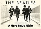 A Hard Day's Night - British Movie Poster (xs thumbnail)