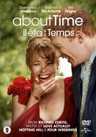 About Time - Dutch DVD movie cover (xs thumbnail)
