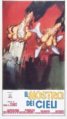The Giant Claw - Italian Theatrical poster (xs thumbnail)