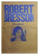 Mouchette - German Movie Poster (xs thumbnail)